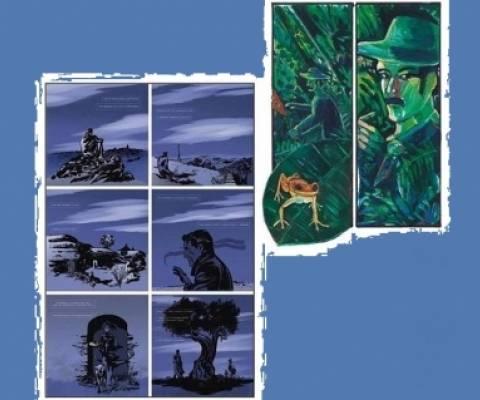 Έκθεση κόμικς στο Μουσείο Κατσουλίδη