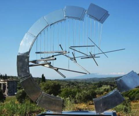 Ζογγολόπουλος - Χουλιαράς στην Αρχαία Μεσσήνη