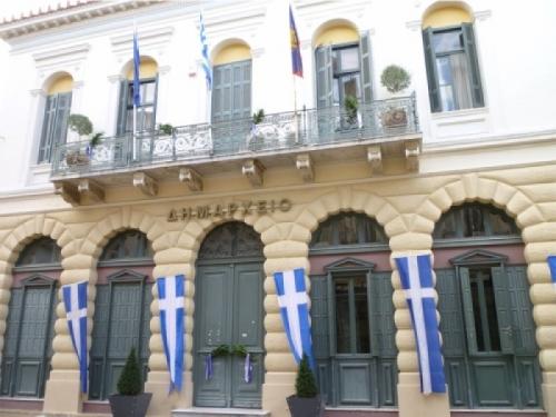 Σε εποχή κρίσης ο Δήμος παραχώρησε γη στην ομάδα της Καλαμάτας και της φτιάχνει και γήπεδο!