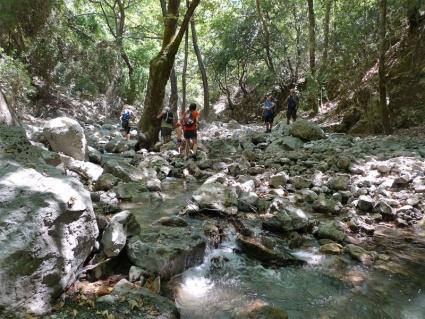 Ευκαιρία για γνωριμία με το εκπληκτικό φαράγγι του Νέδοντα