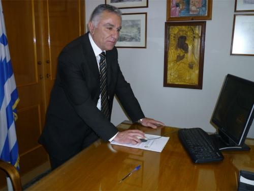 Δεν προλαβαίνει το ΕΣΠΑ το Καλαμάτα - Ριζόμυλος, λένε οι πληροφορίες του Π. Αλευρά