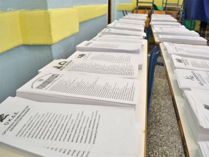 Σταυροδοσία υποψηφίων ΠΑΣΟΚ, Ποτάμι, ΚΙΔΗΣΟ, ΑΝΕΛ