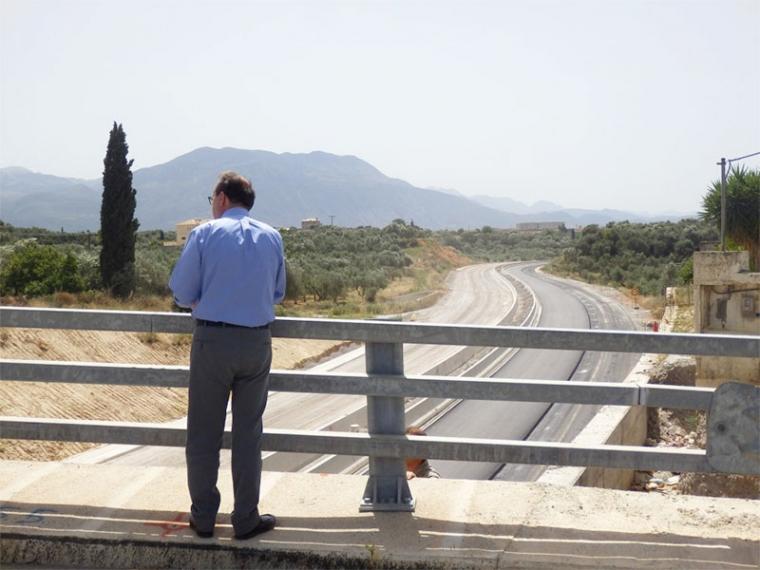 Το υπουργείο Υποδομών διαψεύδει τον Νίκα για το Καλαμάτα - Ριζόμυλος!