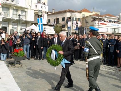 Το μήνυμα του Προκόπη Παυλόπουλου προς την Ευρώπη από την Καλαμάτα